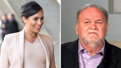 Thomas Markle speaks about private letter