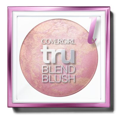 "<a href=""https://www.priceline.com.au/covergirl-trublend-blush-3-g"" target=""_blank"">COVERGIRL TruBlend Blush, $18.95.</a><br /> Offers a natural sweep of rosy colour. It features a marbled formula with multi-toned shades to suit light, medium and deep skin tones."