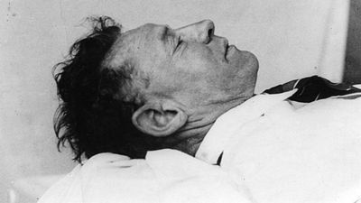 The Somerton Man was found washed up on a South Australian beach in 1948