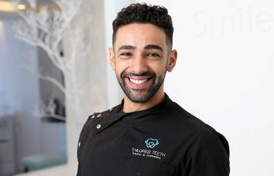 Dr Rick Iskandar at Tailored Teeth