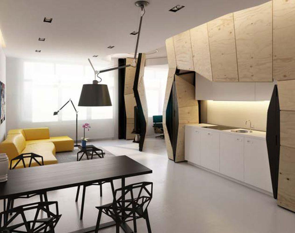 Tiny-apartment renovation hacks - 9homes