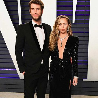 Miley Cyrus and Liam Hemsworth were on-again, off-again for 10 years