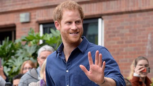 Prince Harry announces visit to Sydney in June for Invictus Games