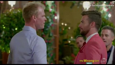The Bachelorette's Blake and Jarrod fight over Ugg boots