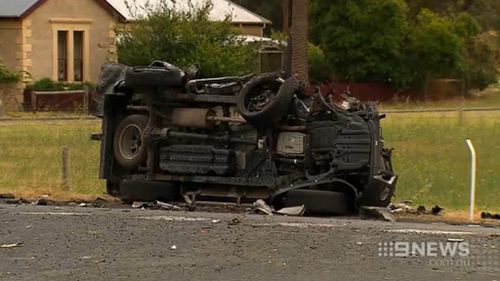 Driver who killed four members of the same family in crash tells SA court he wished he had died too
