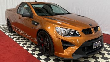 Holy grail HSV Maloo ute set to fetch $1 million