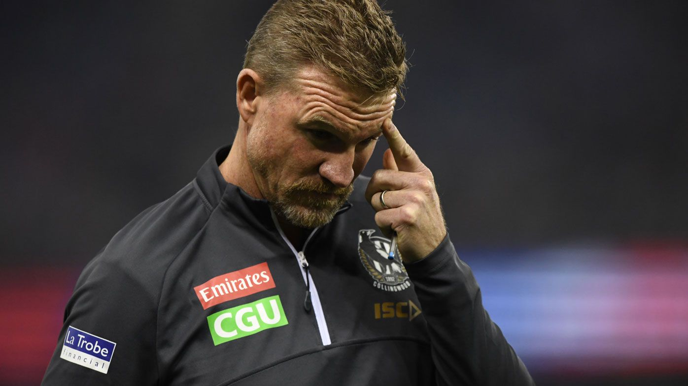 Power great Kane Cornes lists five reasons why it's Nathan Buckley's last shot at a premiership