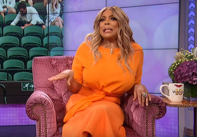 Meghan MArkle applied to be on the wendy williams show