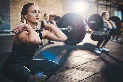 5. Strength training