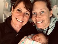 Stosur welcomes baby girl