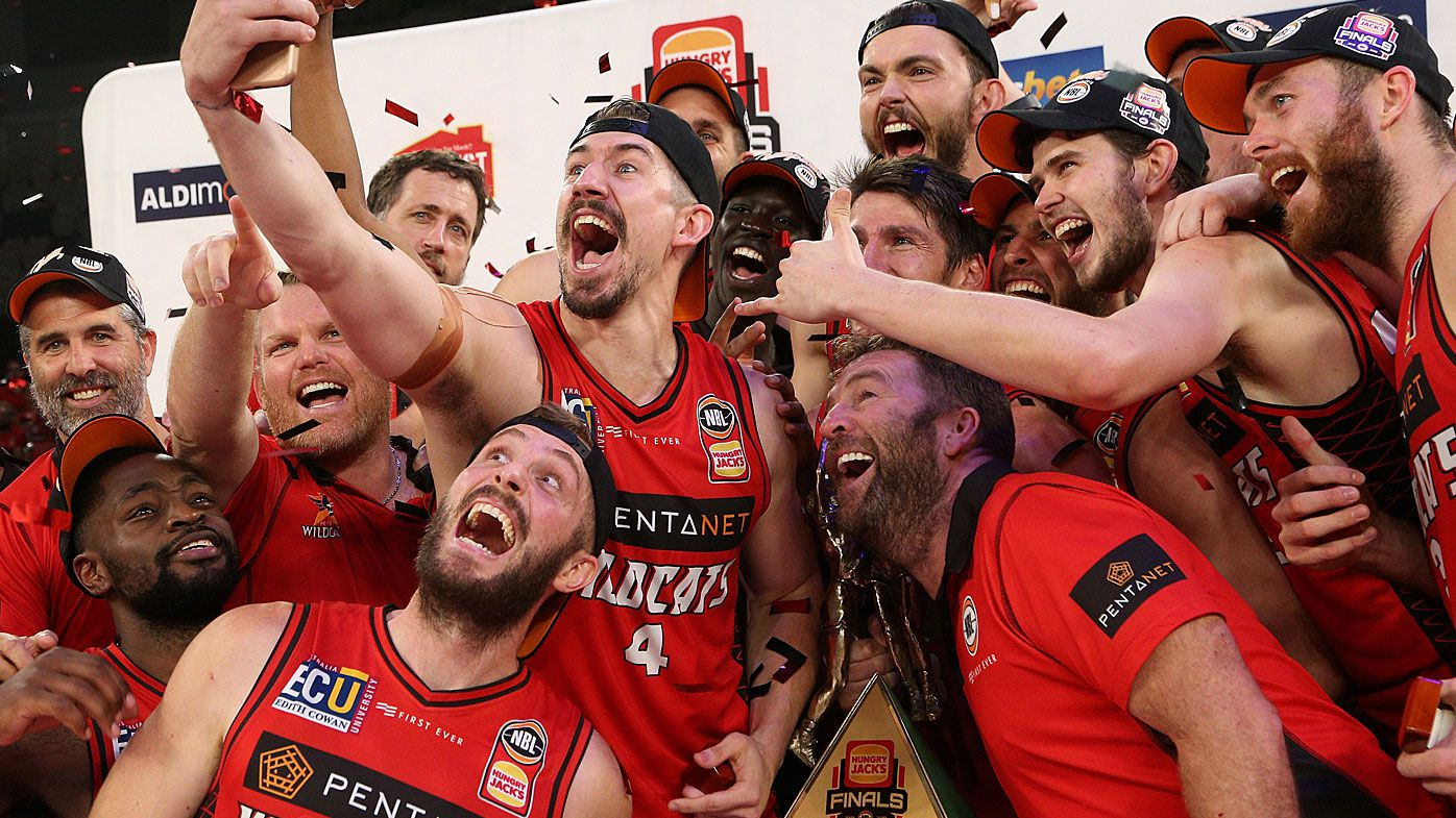 Perth Wildcats crush Melbourne in game four of grand final series to win 2019 NBL title