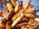 The 'just fries' that has caused a stir among foodies