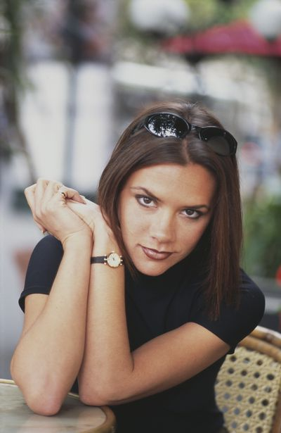 <p>Natural Complexion</p> <p>Muse - Victoria Beckham pictured in 1996</p>