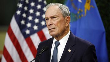 Michael Bloomberg served as a Republican as mayor of New York, but has since become a Democrat.