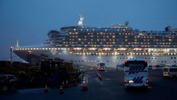 At least 70 more coronavirus cases on cruise ship off Japan