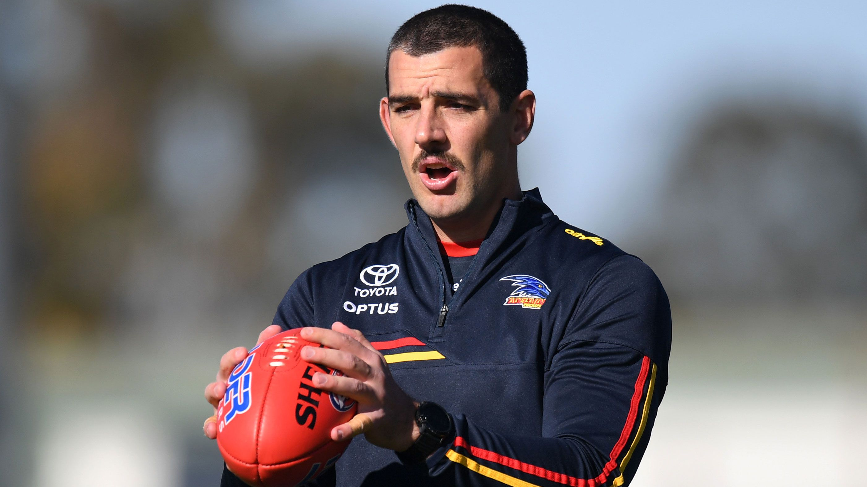 Adelaide Crows player Taylor Walker.
