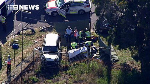 The man was killed in a crash in Cabramatta last week. (9NEWS)