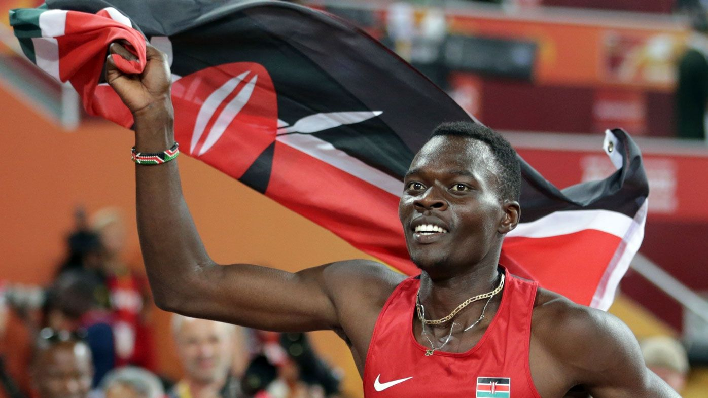 World champion Kenyan hurdler dead at 28