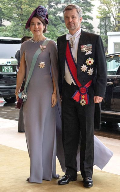 Enthronement Ceremony Of Emperor Naruhito of Japan - Princess Mary, Prince Frederik