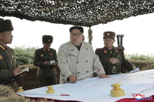 North Korea has said its resumption of nuclear and long-range missile tests depends on the US.