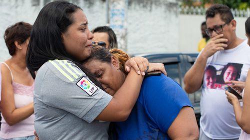 Brazil school shooting eight people killed