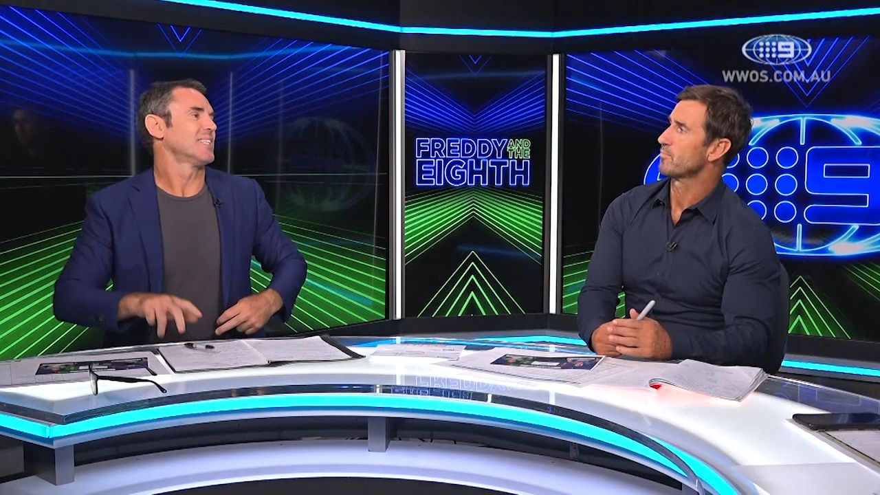 EXCLUSIVE: Andrew Johns, Brad Fittler pick NRL's next millionaires, face of expansion club