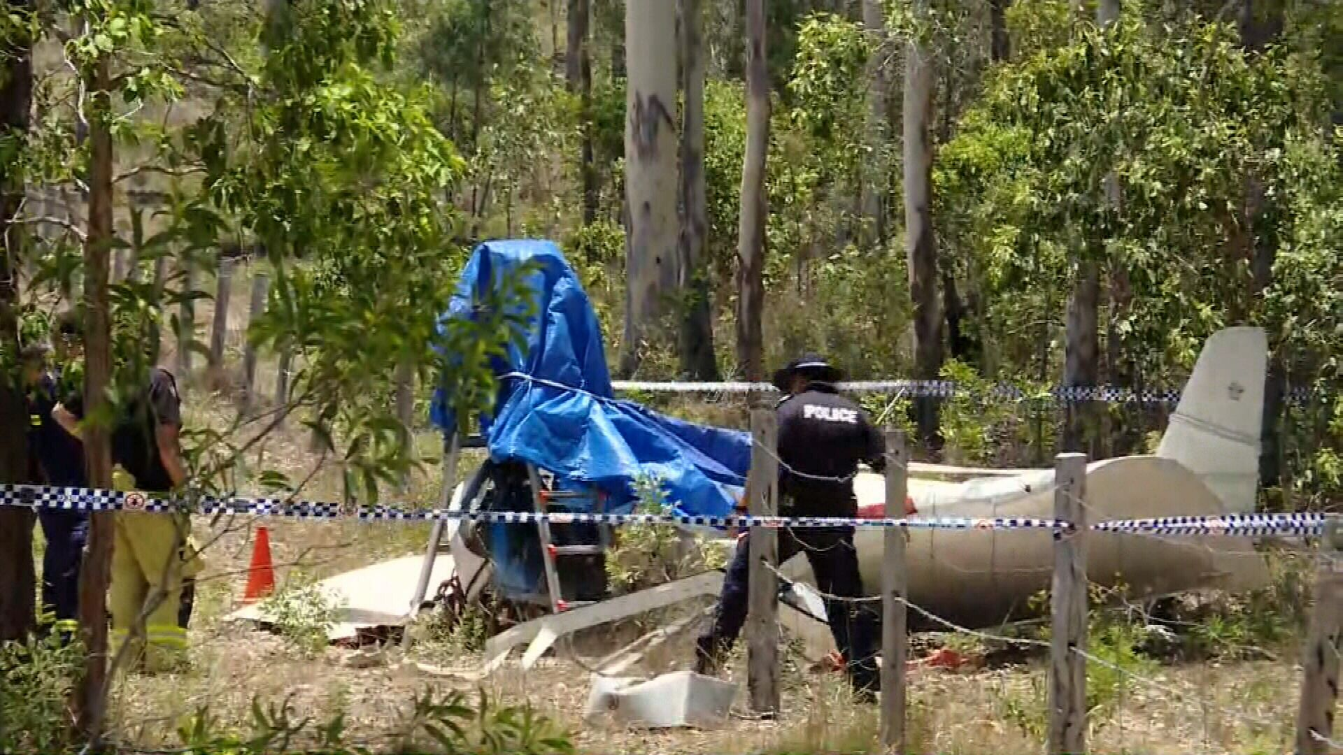 Family tragedy as two killed in Queensland plane crash