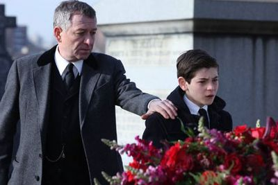 Bruce Wayne is the billionaire son of Thomas and Martha Wayne, who later becomes the vigilante known as Batman…but not in the <i>Gotham</i> series, where he's just a young billionaire coming to terms with the loss of his parents.<br/><br/><i>Gotham</i> airs on Nine Network Sundays at 8:30 PM. Scroll through to check out the trailer and behind-the-scenes sneak peeks...