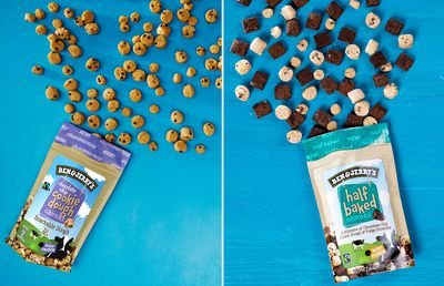 PSA: Ben & Jerry's cult cookie doughs have finally come to Australia