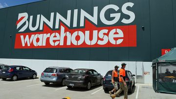 Bunnings open to using warehouses as vaccination hubs