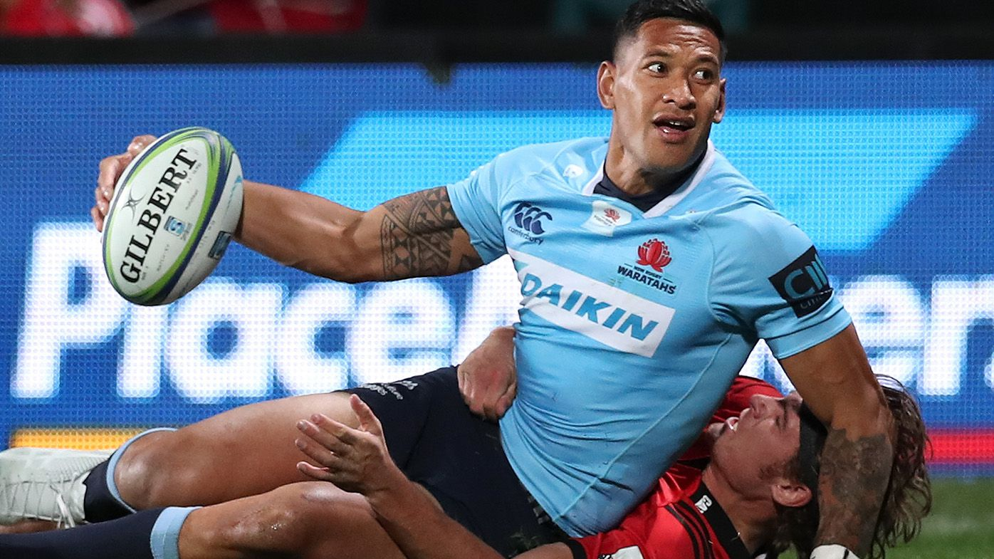 Waratahs suffer Super Rugby heartbreak in record-breaking defeat to the Crusaders