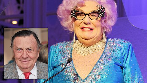Goodbye possums! Barry Humphries announces Dame Edna's retirement from the stage