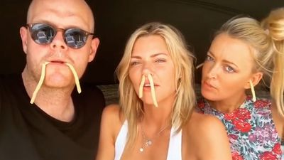 Exclusive: Sophie Monk spills on her girls' trip with Jackie 'O' Henderson