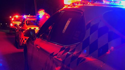 The young pedestrian was seriously injured and died at the scene.