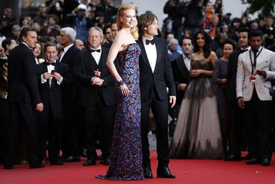 2013 was a stellar year for our Nic. As a member of the Cannes jury she made several red carpet appearances and managed to look amazing each time! This L'Wren Scott frock was one of her best.