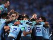 Blues hang on to win Origin classic and take series amid controversy