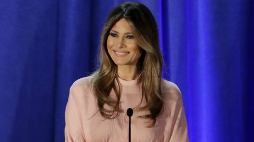 French fashion designer refuses to dress Melania Trump