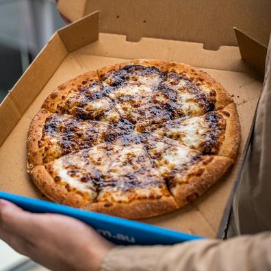 Domino's launches limited-edition Cheesy Vegemite Pizza