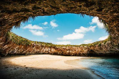 <strong>9.Hidden Beach, Mexico</strong>