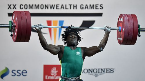 UPDATE: Commonwealth Games weightlifter Francois Etoundi reportedly arrested