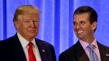 Donald Trump Jr defends meeting with Russian lawyer