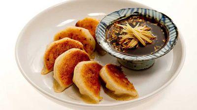 Poh's Pork and Cabbage Dumplings