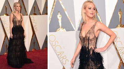 Jennifer Lawrence. (AP)