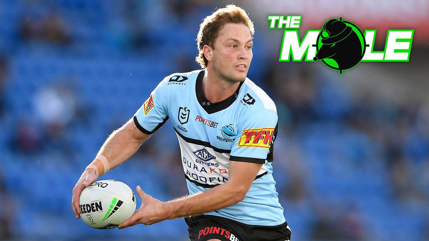 The Mole: Matt Moylan's brutal admission in attempt to save Cronulla Sharks career