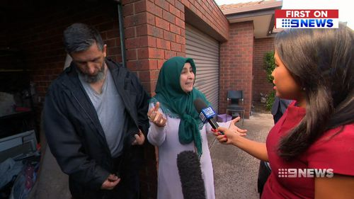 The parents of Samed and Ertunc Eriklioglu spoke to 9News' Neary Ty.
