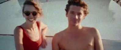 Kylie Minogue and Michael Hutchence.