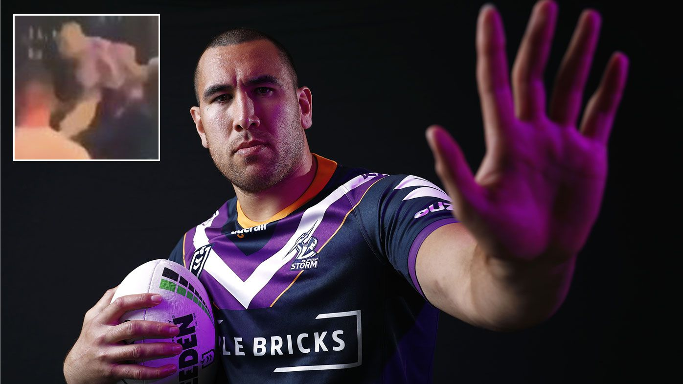 How NRL colossus Nelson Asofa-Solomona flirted with tragedy in Bali street fight