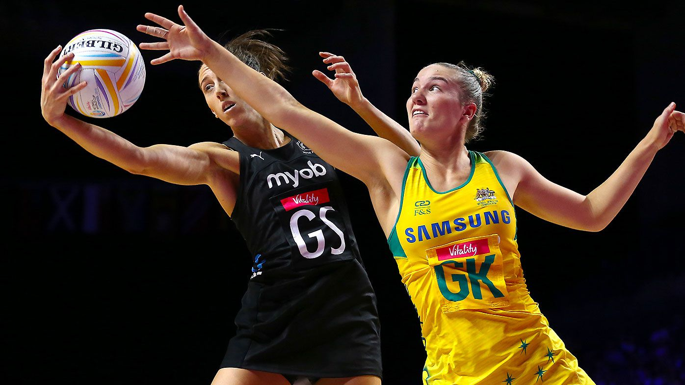 Australia bids for 2027 Netball World Cup in Sydney