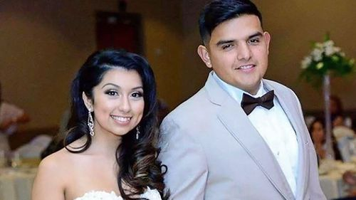 Fabian and Kristian Guerrero a year before the accident. (GoFundMe)