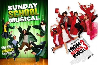 Zac Efron shot to stardom after he wooed teenage girls across the world in Disney's <i>High School Musical</i> (2006). Chris Chatman who played choir-singing Zachary in <i>Sunday School Musical </i>(2008) didn't.